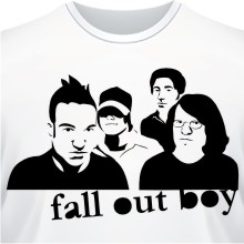 Футболка Fall Out Bo