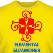 �������� Elemental Summoner