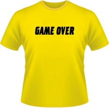 �������� Game over ������ ����