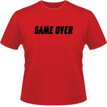 �������� Game over ������� ����