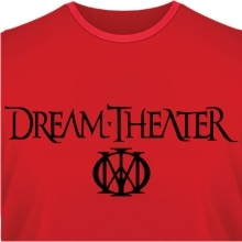 Футболка Dream Theater