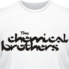 Футболка The Chemical Brothers