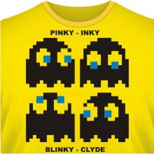 �������� Blinky Pinky Inky Clyde