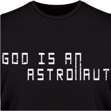 Футболка God is an Astronaut