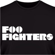 Футболка Foo Fighters (2)