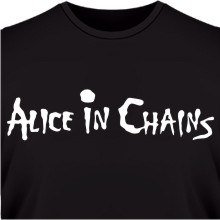 Футболка Alice In Chains