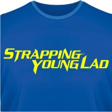 Футболка Strapping Young Lad