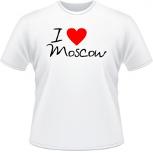 �������� I love Moscow ����� ����