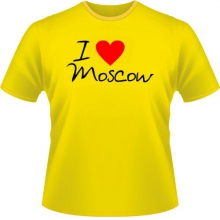 �������� I love Moscow ������ ����