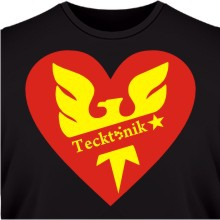 Футболка Love tecktonic