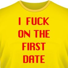 �������� I Fuck On The First Date (�***�� �� ������ ��������)