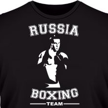 �������� Russian buxing team